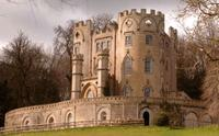 Nicolas Cage's Midford Castle in Somerset, which is built in the shape of an ace of clubs, has an offer of £3.5 million.
