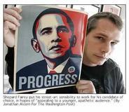 Shepard Fairey (Washington Post)