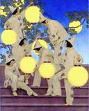 Maxfield Parrish, Lantern Bearers