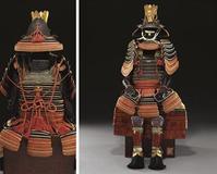 Edo Period armor, Christie's
