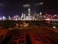 Site of West Kowloon Cultural District