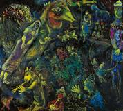 Bestiaire et Musique by Marc Chagall sold for an exceptional price of HK$32,172,000/ US$4,183,615 to an Asian buyer.