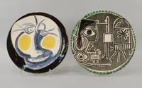 Pablo Picasso Ceramic Plates