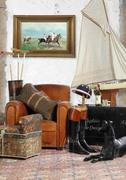 Selection of Fine Furniture & Decorative Arts, Scientific Instruments, Equestrian & Sporting Iconography, Luxury Travel Accessories & Leather Goods in Garth's November 7th auction.