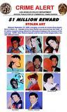 The stolen Warhols.