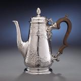 Paul de Lamerie coffee pot