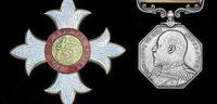 Wild's medals