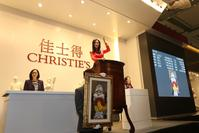 The first Picasso painting has been sold at auction in mainland China by Christie's on Sept.  26, 2013.