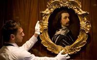 Van Dyck self-portrait