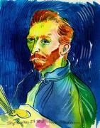 Visiting Van Gogh - at the Norton Museum