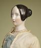 KPM China Lady with Bun, Germany, c. 1845, est, $8,000-10,000, at Skinner's Oct. 10 auction.