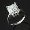 A 6.12 Emerald Cut Diamond Ring is sure catch bidders attention.  The white gold ring has a presale estimate of $40,000-70,000.