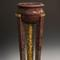 The Athénienne Murat , a Tripod vase in red Egyptian porphyry and gilt bronze, Paris, circa 1810