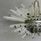 "Bakalowits & Sohne ""Miracle"" Sputnik Chandelier in rare 36"" diameter size."