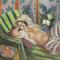 Henri Matisse 'odalisque couchee aux magnolias' sold for $80 million.