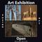 6th Quarterly International Open Art Exhibition www.fusionartps.com