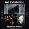 """Women Artists"" International Art Exhibition Winners Announced by Fusion Art"