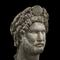 The rare marble portrait of the famous philhellenic emperor, Hadrian belonged to an impressive, larger-than-life sculpture and shows the emperor as commander in chief and Pater Patriae (Father of the Country).