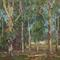William Wendt Eucalyptus, Laguna Oil on canvas 25 x 30 in.  (34 3/4 x 39 1/2 in.  framed) n.d.