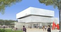 Rendering of planned Speed Art Museum expansion