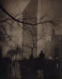 Edward Steichen (American, born Luxembourg, 1879–1973) Untitled (New York), not dated Photogravure, 30 ¾ x 36 ½ in.  Gift of Raymond W.  Merritt, 99.365