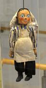 Marionette made by one of the children living in Theresienstadt Ghetto