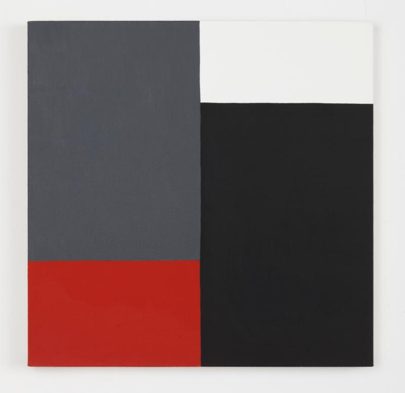 "Untitled No.  4, 1977 (26.25x26.25"")"