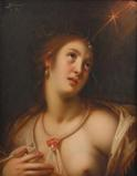 Gortzius Geldorp, Venus, oil on panel