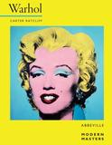 cover of Andy Warhol by Carter Ratcliff