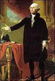 Gilbert Stuart, Landsdowne portrait of Washington