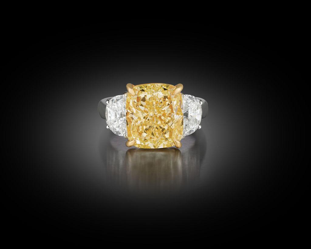 diamonds entourage colored joke upside portfolio and quick white golden down set diamond ring with