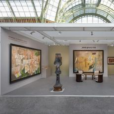 Homage to Roberto Matta at Galerie Gmurzynska during FIAC 2019