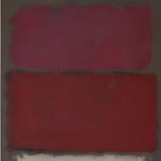 Mark Rothko's Untitled, 1960, sold for $50.1 million.