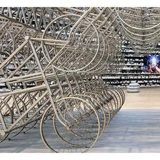 Ai Weiwei: Bare Life, installation view, Mildred Lane Kemper Art Museum, 2019.  Photo: Joshua White / JWPictures.com