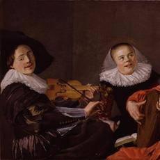 Judith Leyster, The Concert, ca.  1633; National Museum of Women in the Arts, Gift of Wallace and Wilhelmina Holladay
