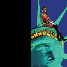"""Chillin' with Lady Liberty,"" Renee Cox, 1998.  Courtesy Renee Cox"