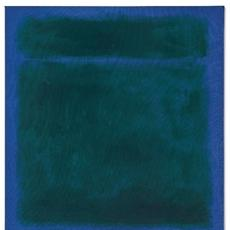 Mark Rothko, Untitled, 1970.