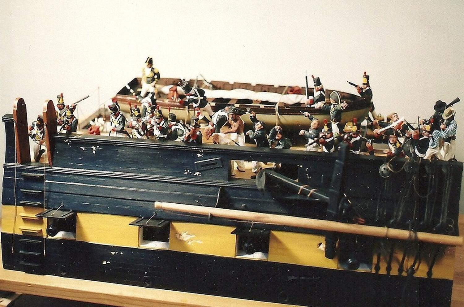Gun Deck Cutaways -A Decorative and Definitive Art Form ... Uss Constitution Pictures Of Deck