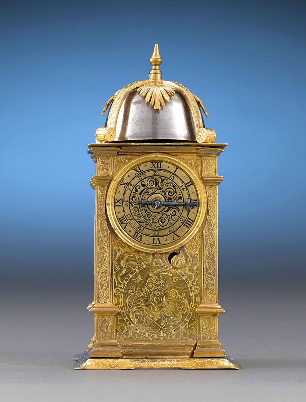 When Time Was Born: Renaissance-Period Clocks