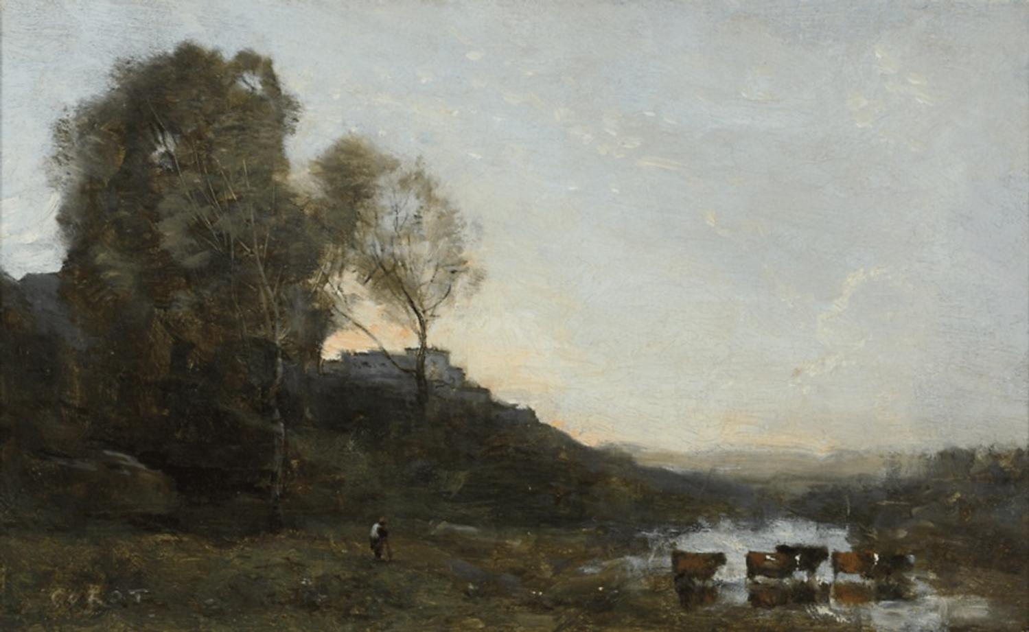 The Landscapes Of Jean Baptiste Camille Corot Beauty