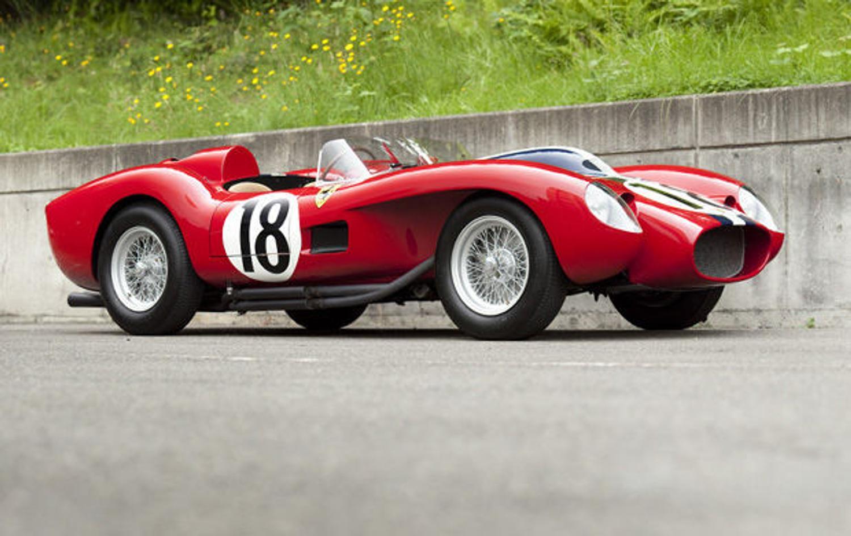 $16.4 million Ferrari tops record-breaking vintage car auctions ...
