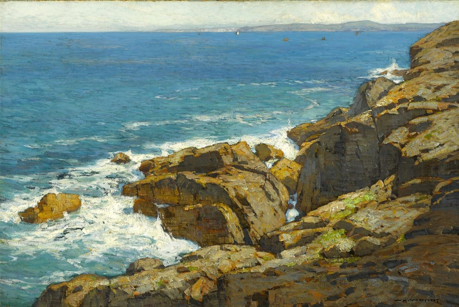 guy rose and william wendt top bonhams california and western