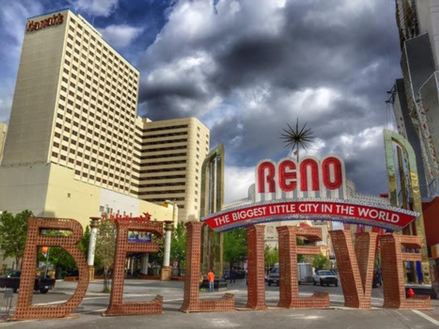 City Of Reno Nv Purchases Sculpture By Artist Laura
