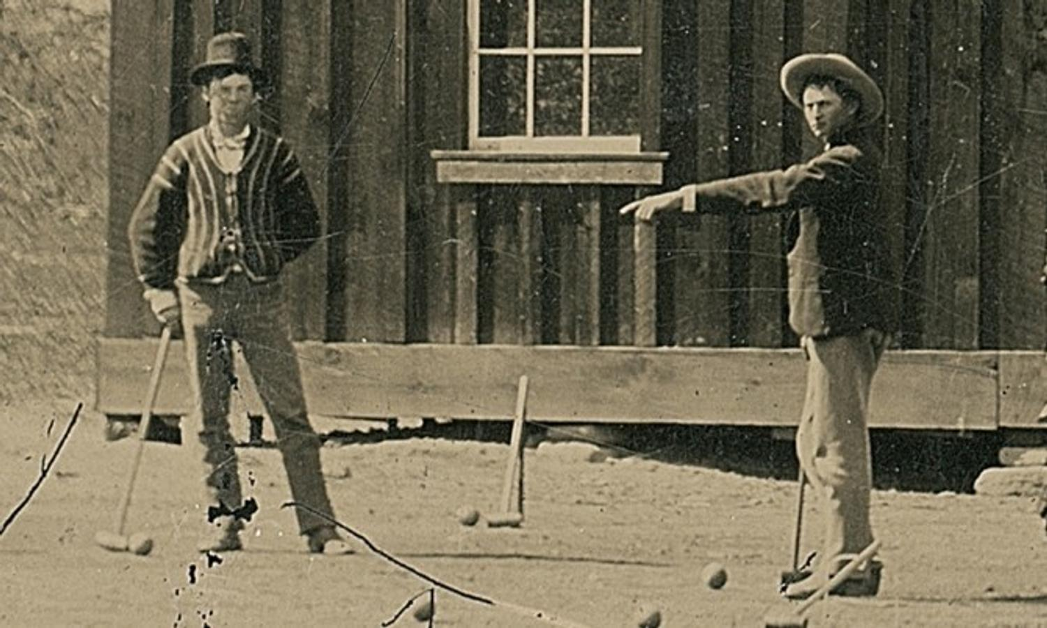 Billy The Kid Tintype Debuts At Witherell S Old West Show