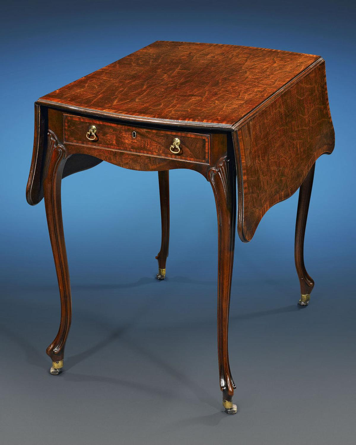 A Legacy Of Excellence The Paxton House Pembroke Table