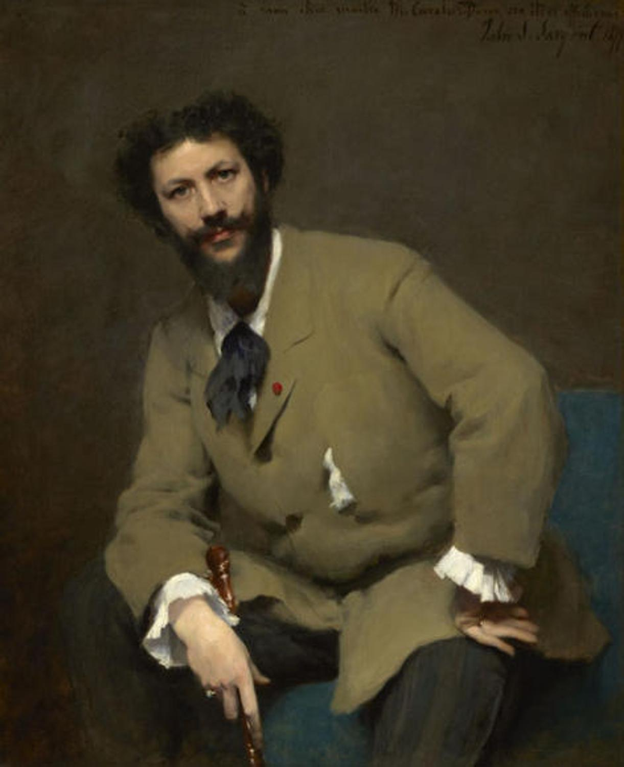 Four Magnificent Works By John Singer Sargent On View At