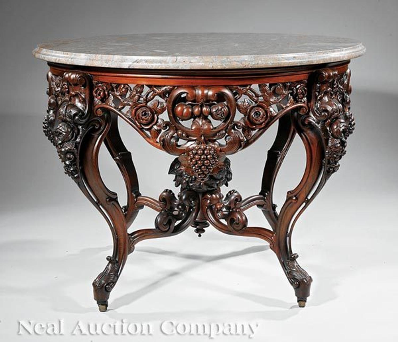 American Rococo Pieces Lead Neal S 2 4 Million Winter