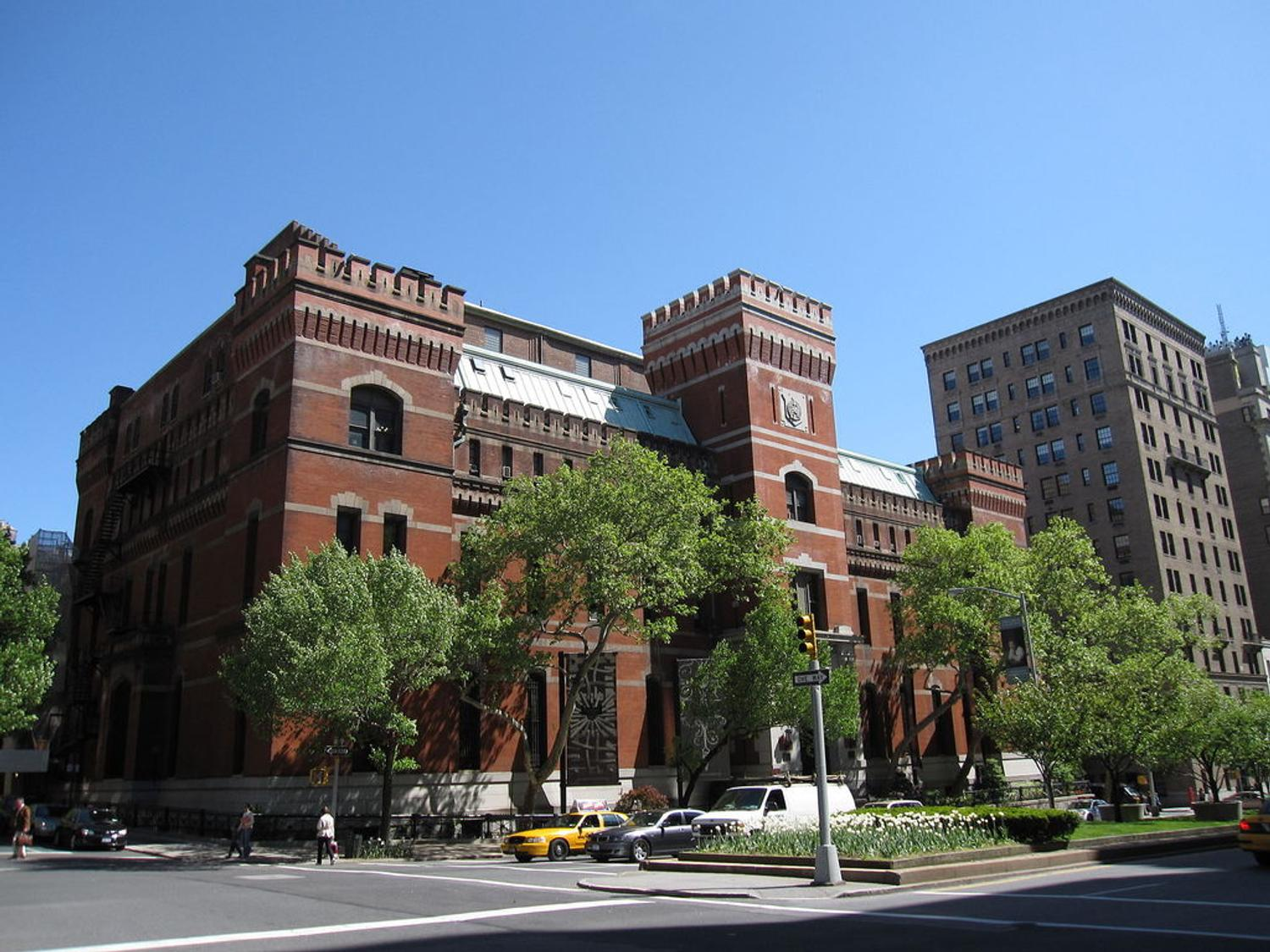 Park Avenue Armory Receives 65 Million Gift To Create