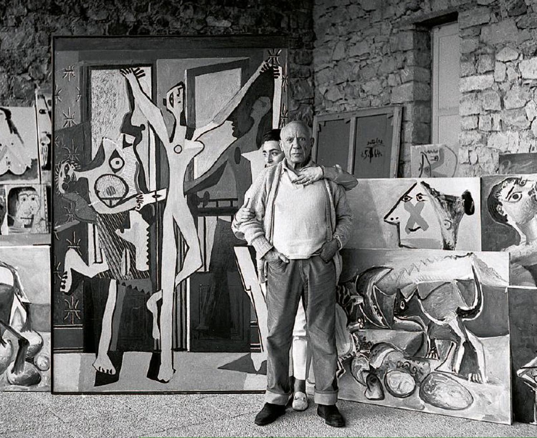Picasso porn