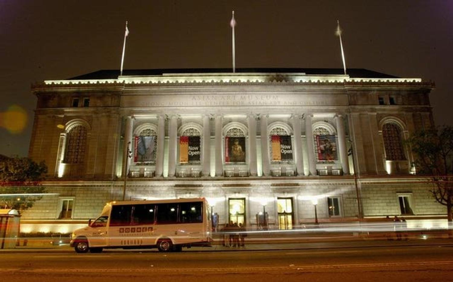Sf asian art museum names new curator of chinese art for San francisco new museum